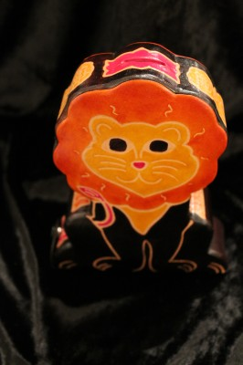 Lion Tzedakah Box, $26.00 And how about this little dude? How can you pass him up!