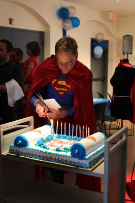Superman bar mitzvah 4