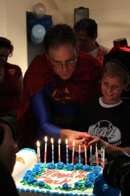 Superman bar mitzvah 8