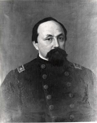 General Leopold Blumenberg.