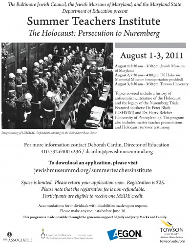 The Nuremberg Laws: Background & Overview