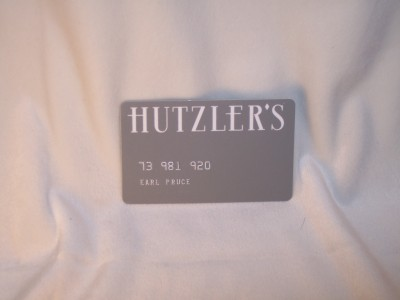 2000.148.2 Hutzler's Charge Card