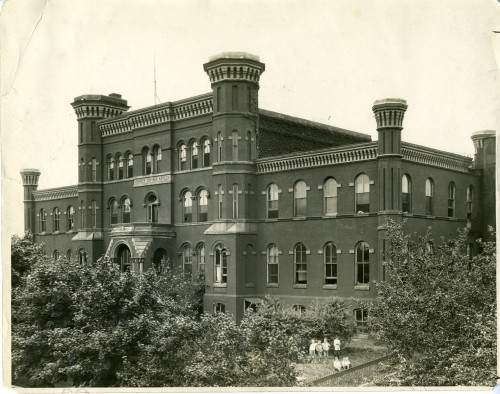 The Hebrew Orphan Asylum, early 1920s. JMM 1985.90.17