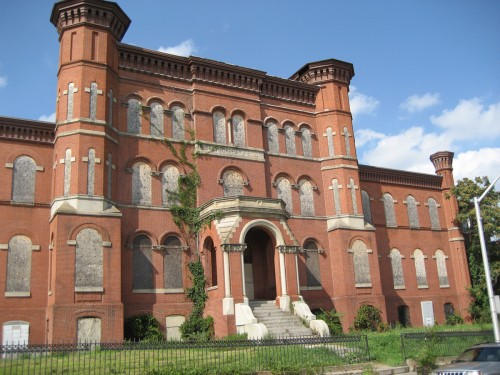 The Hebrew Orphan Asylum, 2010.