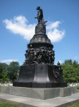 Confederate Memorial (1914) by prominent Jewish sculptor Sir Moses Ezekiel