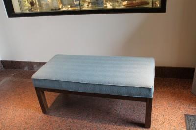 New bench!