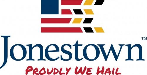 Jonestown: Proudly we hail.