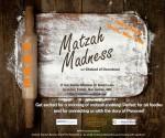 Matzah Madness for Seniors