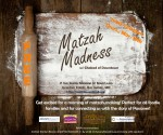 Matzah Madness for preschool