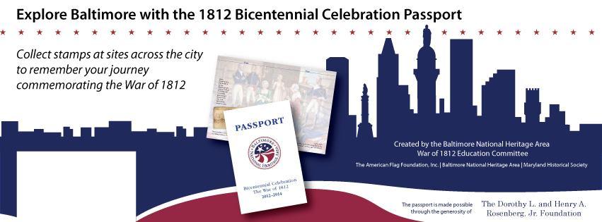 1812 Bicentennial Passport And Commemorative Coin Program