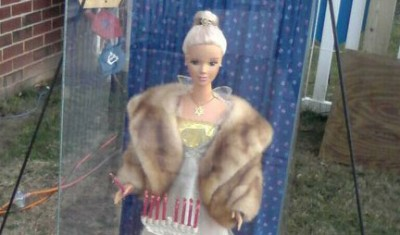 Chanukah Barbie