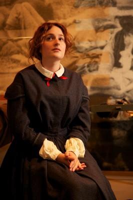 Britt Olsen-Ecker as Clara Barton