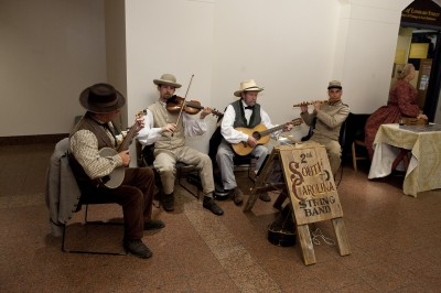 2nd South Carolina String Band