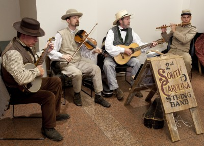 The 2nd South Carolina String Band