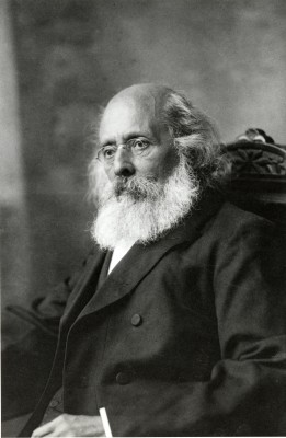 1998.115.2  A portrait of Rabbi Benjamin Szold