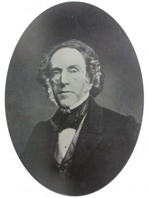 Dr. Joshua I. Cohen, c. 1865. Image courtesy of MedChi.