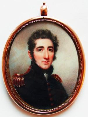 Mendes Cohen, 1818