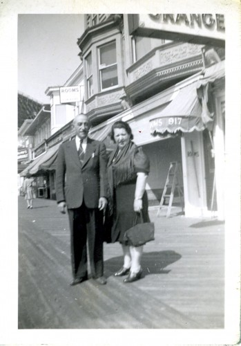 Bessie & Charles, CP 69.2012.001