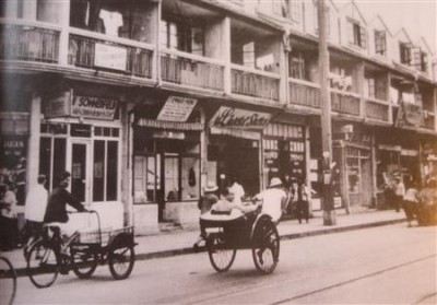 Shanghai Ghetto in 1943