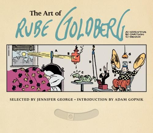 Rube Goldberg Cover