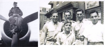 Mervin Fribush and Jacob Matz are two of my WWII veteran boyfriends.