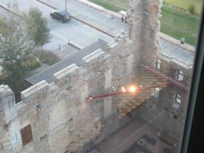 Mill City Museum: The ruins of a flour mill destroyed by fire are transformed into a first-rate history experience.