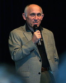 Armin Shimerman at the Star Trek convention in Las Vegas in 2008. Photo by Beth Madison.