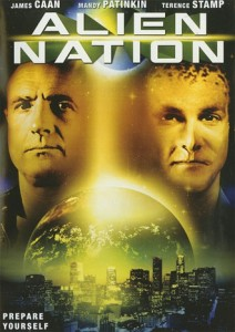 Poster for Alien Nation.
