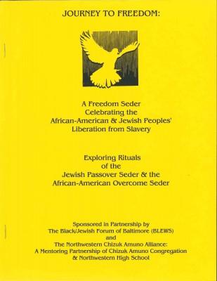 Freedom Seder, c.2000s. JMM 2013.044