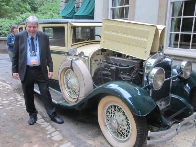 1929 Hudson Super Six Sedan