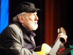 Theodore Bikel performing at the St. Louis Jewish Books Festival, November 2, 2014.