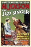 Jazz Singer movie poster