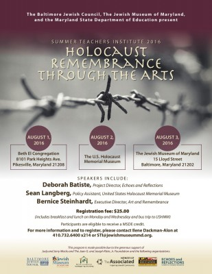 Summer Teachers Institute 2016