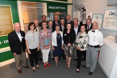 A selection of our wonderful trustees! Photo by Jim Berger.