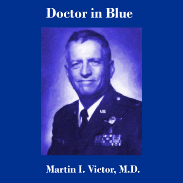 dr in blue cover