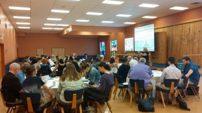 "Deborah Batiste presenting on ""Echoes & Reflections"""
