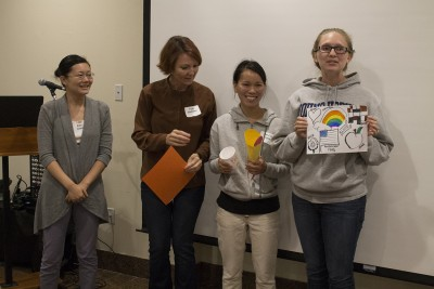 "Participants in ""Music and Art: Exploring Responses to Oppression"""