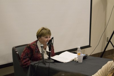 Holocaust survivor Goldie Szachter Kalib