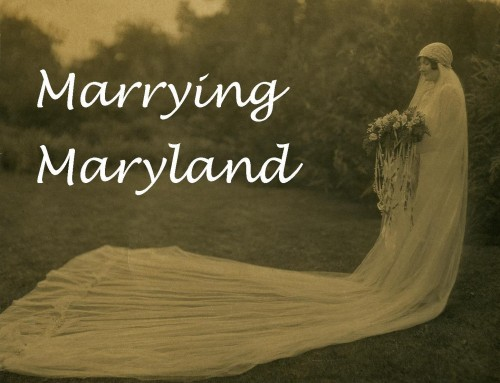 Marrying Maryland with Frieda