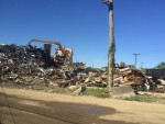 scrap yard photo