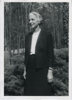 Dr. Bessie Moses. JMM 1980.29.31b