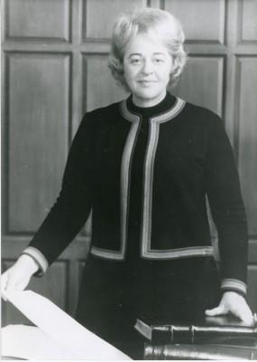 Rosalie Silber Abrams. JMM 1984.37.1.9