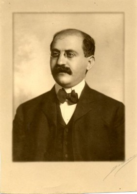 Lewis Putzel, photo by Bachrach. JMM 1992.70.10