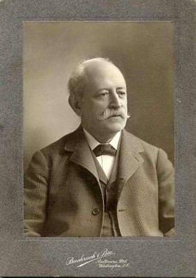 Michael S. Levy, photo by Bachrach and Bro., JMM 2002.79.251