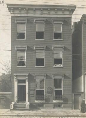 Maccabean House, 1204 East Baltimore Street