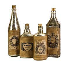 elixer bottles