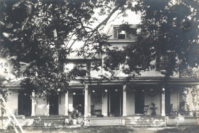 Maccabean House: vacation house