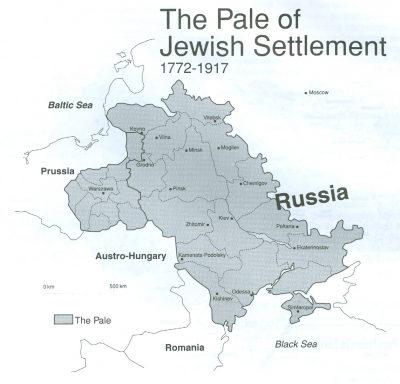 The Pale of Settlement, image via.