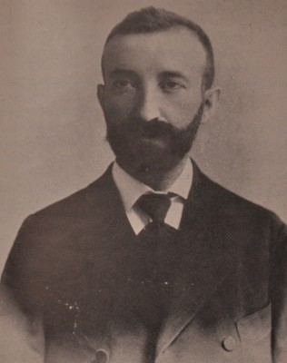 Adam Rosenberg, from the Herzl YEar Book, Volume I.