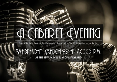 A Cabaret Evening